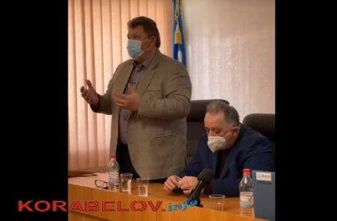 Виктор Кожевников и Иван Назар