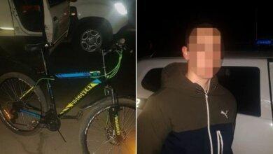 Патрульные в Николаеве задержали велосипедного вора | Корабелов.ИНФО