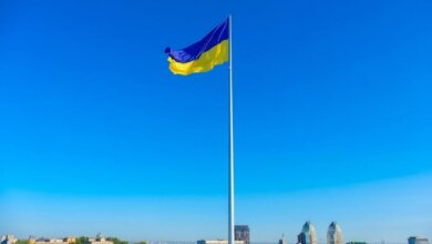 В бюджете Николаева нет денег на 72-метровый флаг, - оправдывается Сенкевич | Корабелов.ИНФО