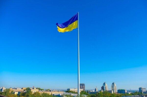 В бюджете Николаева нет денег на 72-метровый флаг, - оправдывается Сенкевич   Корабелов.ИНФО