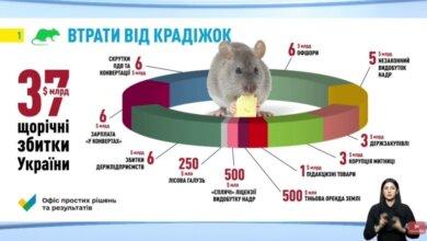 У Украины ежегодно крадут $37 млрд, - Саакашвили | Корабелов.ИНФО