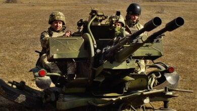 Военные учились защищать аэропорт в Корабельном районе | Корабелов.ИНФО