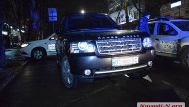 В Николаеве полиция гонялась за чиновником ОГА, пытавшимся скрыться на «Рендж Ровере»   Корабелов.ИНФО image 2
