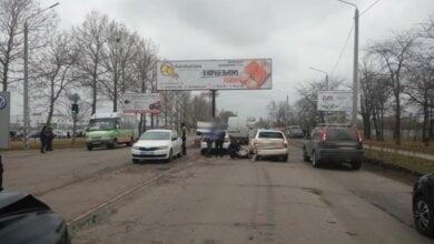 В Николаеве на перегоне столкнулись «БМВ» и «Ауди» | Корабелов.ИНФО image 2