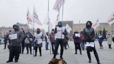 В Николаеве предприниматели протестуют против ужесточения карантина (видео) | Корабелов.ИНФО