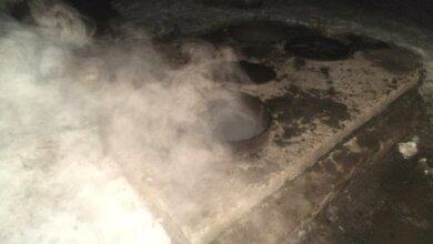 В Корабельном районе спасатели ликвидировали пожар в колодце теплотрассы   Корабелов.ИНФО