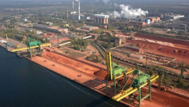 Красный шлам: НГЗ накопил уже 47 миллионов тонн отходов | Корабелов.ИНФО image 1