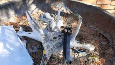 В Одессе во дворе дома взорвали квадрокоптер с гранатой   Корабелов.ИНФО