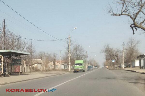 маршрутка в Корабельном районе, пр. Богоявленский