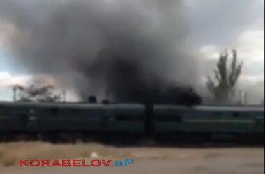 Жители Корабельного собирают подписи за перенос железной дороги из центра района (Видео)   Корабелов.ИНФО