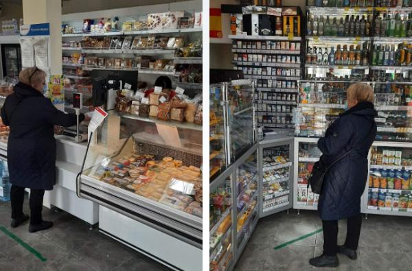 У Корабельному під час рейду обстежили крамниці та заклади громадського харчування   Корабелов.ИНФО