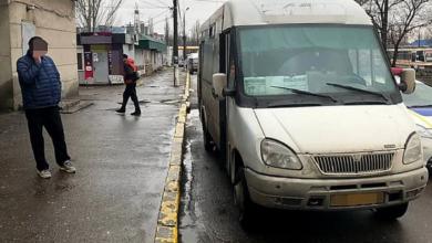 Николаевские патрульные остановили пьяного водителя маршрутки №91 | Корабелов.ИНФО