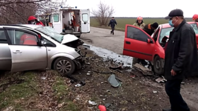 В сети появилось видео ДТП в Первомайске, в результате которого погибло трое человек | Корабелов.ИНФО