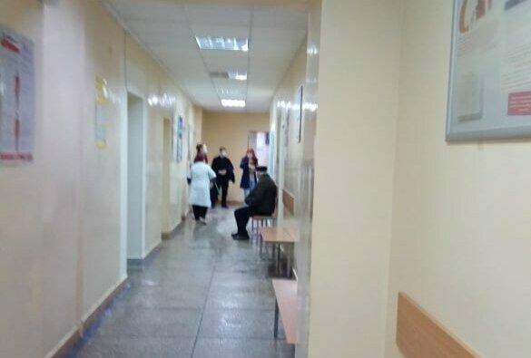 врачебная амбулатория по пр. Корабелов в Николаеве