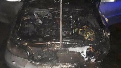 Ночью в Николаеве подожгли Opel – полиция ищет свидетелей | Корабелов.ИНФО