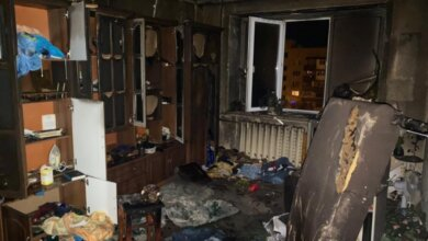 В Николаеве при пожаре погибла женщина | Корабелов.ИНФО