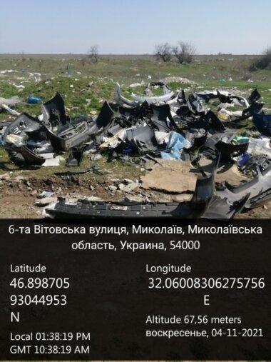 Власти города бездействуют: в Корабельном районе разрастается масштабная мусорная свалка (видео)   Корабелов.ИНФО image 1