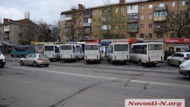 Штраф 17 тысяч: в Николаеве «маршрутчики» устроили забастовку во время карантина | Корабелов.ИНФО