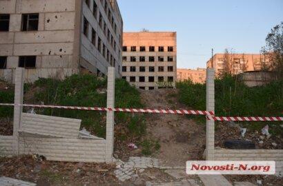 На стройке, где нашли Оксану Макар, вновь обнаружили труп молодой женщины | Корабелов.ИНФО image 2