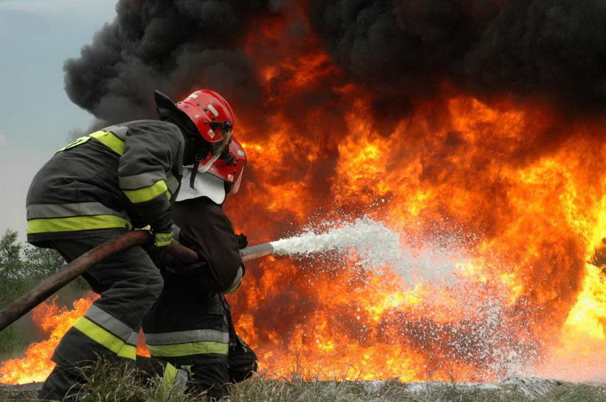 17 апреля 2021 года — День пожарной охраны в Украине и День окружающей среды