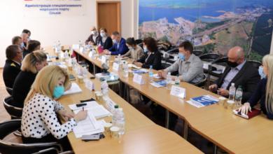 В порту «Ольвія» розпочато проведення екологічної та соціальної оцінки | Корабелов.ИНФО
