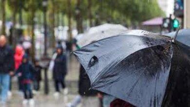 Вихідними та на початку наступного тижня на Миколаївщині дощитиме | Корабелов.ИНФО