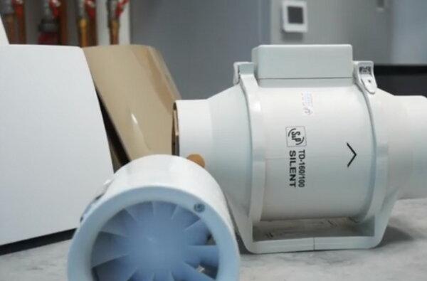 Вытяжной вентилятор для ванной | Корабелов.ИНФО