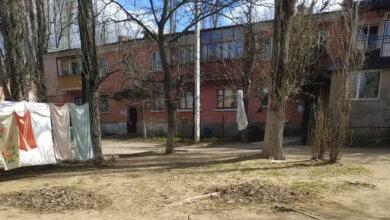возле пр. Корабелов, 9 в Николаеве