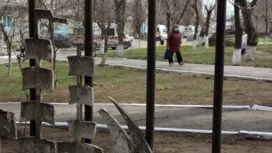 территория Николаевской горбольницы №5
