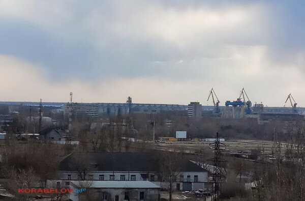 Корабельный район Николаева, порты