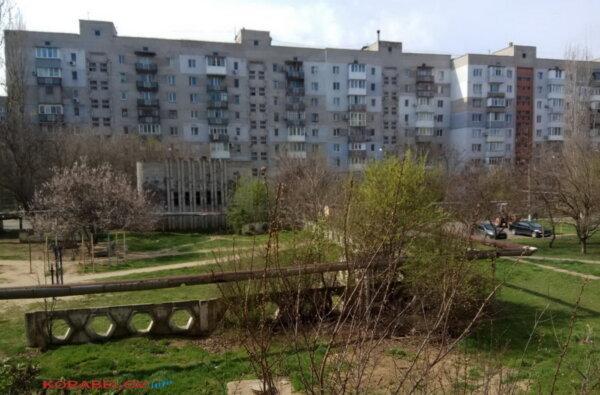 ул. Океановская в Николаеве