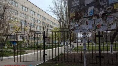 горбольница №5 в Корабельном районе Николаева