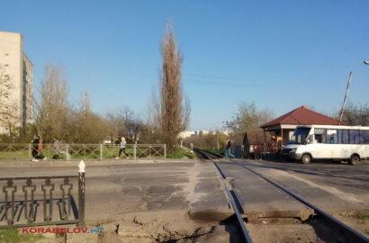 Жители Корабельного отправили чиновникам обращения с подписями за перенос железной дороги из центра района | Корабелов.ИНФО