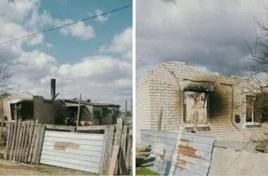 Многодетная семья на Николаевщине после пожара в доме нуждается в помощи | Корабелов.ИНФО