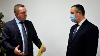 Володимир Говоруха і Євген Рябий