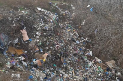 """""""Слабоумие этих особей поражает"""": опубликованы фото жителей Корабельного района, устроивших мусорную свалку   Корабелов.ИНФО image 13"""