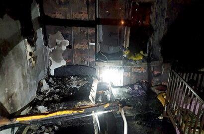 Ночью в Корабельном районе горела квартира жилого дома: людей эвакуировали | Корабелов.ИНФО