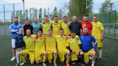 "футбольная команда ""Ольвия"" весна 2021 г."