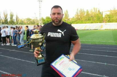 НАГРАЖДЕНИЕ победителей зимнего (2020/2021) первенства г. Николаева по футболу
