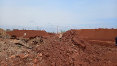Строительство нового шламохранилища НГЗ начали с нарушениями, - экологическая инспекция | Корабелов.ИНФО image 3