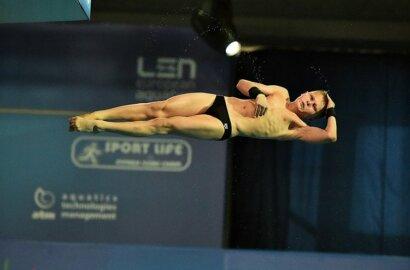 Николаевский прыгун в воду Середа завоевал «золото» на чемпионате Европы   Корабелов.ИНФО