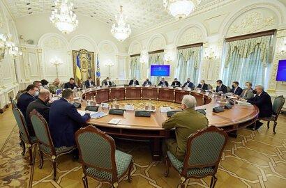 СНБО Украины ввело санкции против 668 «воров в законе» и иностранных криминальных авторитетов (видео)   Корабелов.ИНФО