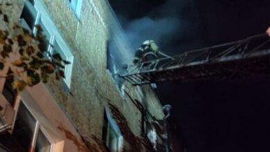 В Николаеве во время ночного пожара в квартире погибла женщина | Корабелов.ИНФО