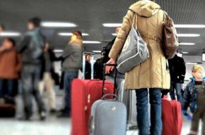 В четыре раза Украинцы стали меньше ездить в РФ | Корабелов.ИНФО