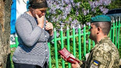 В Николаевской области матери погибшего морпеха вручили орден «За мужество» | Корабелов.ИНФО image 1