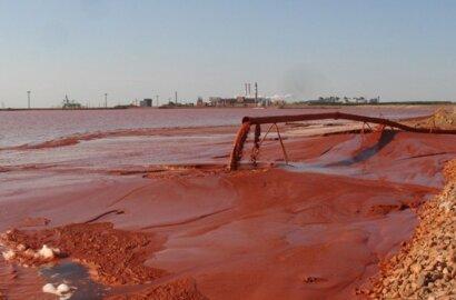 Яд высокого уровня токсичности: Госэкспертиза назвала состав красного шлама НГЗ | Корабелов.ИНФО