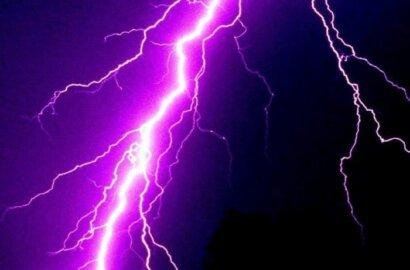 Во время грозы молния попала в двух жительниц Днепропетровской области   Корабелов.ИНФО