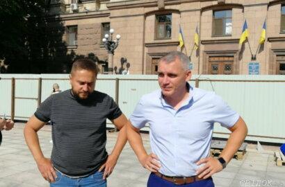 Сергей Коренев и Александр Сенкевич