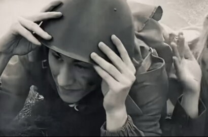 Школярі з Корабельного району зняли кліп до Дня пам'яті та примирення | Корабелов.ИНФО