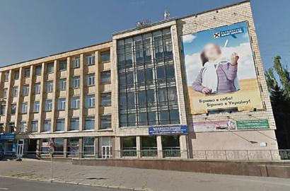 На фасаде здания в центре Николаева установят громадный экран для рекламы | Корабелов.ИНФО